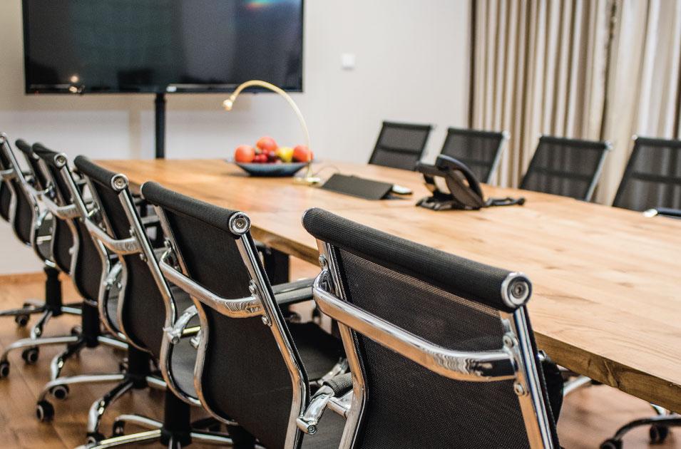 חדר ישיבות ופגישות