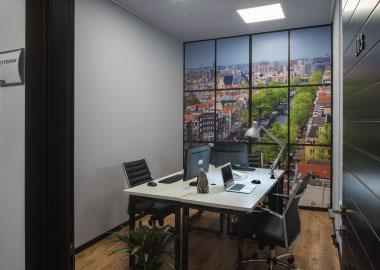 אמסטרדם חלל עבודה ל 4 - מתחם המשרדים אופיקס בראשון לציון