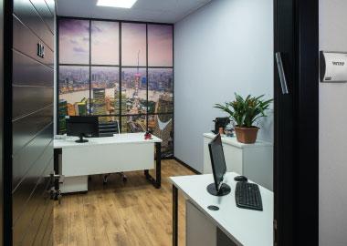 שנגחאי חלל עבודה ל 3 - מתחם המשרדים אופיקס בראשון לציון