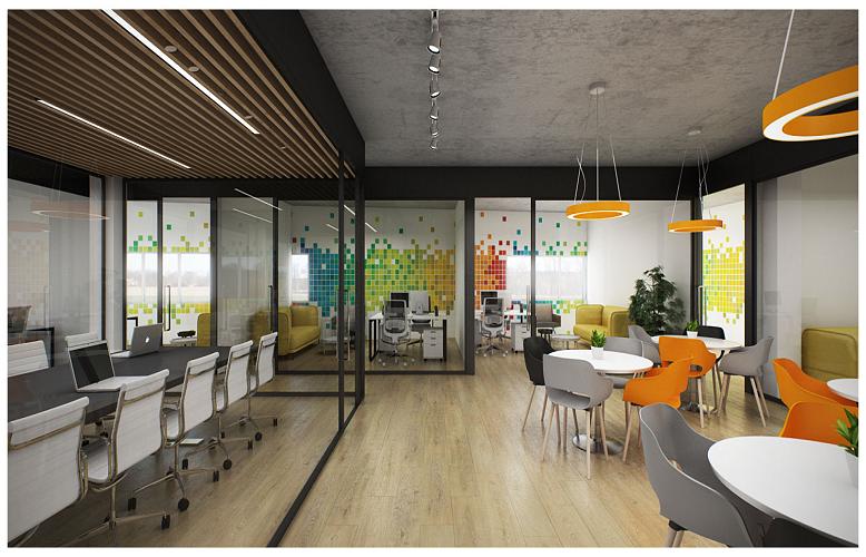 Business Club -מתחם משרדים להשכרה בראשון לציון