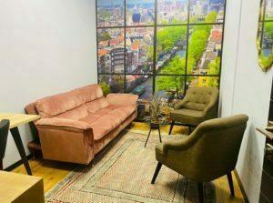 חדר ייעוץ להשכרה חדרי טיפול מרוהטים ומאובזרים