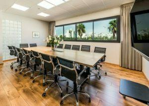 השכרת חדרי ישיבות לפגישות